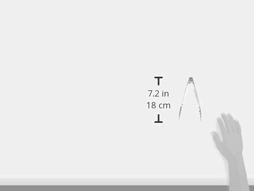 MT-Torimatsu(エムテートリマツ) MT 18-0 万能トング ミニ 角リング付の商品画像4