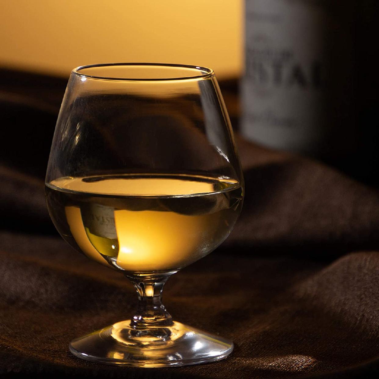 東洋佐々木ガラス(トウヨウササキガラス)ニューシュプール ブランデーグラス 225mlの商品画像6