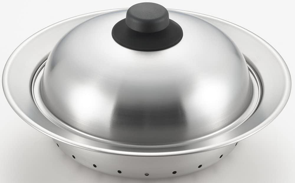 YOSHIKAWA(ヨシカワ) お鍋にのせて簡単蒸しプレート YJ2302の商品画像2