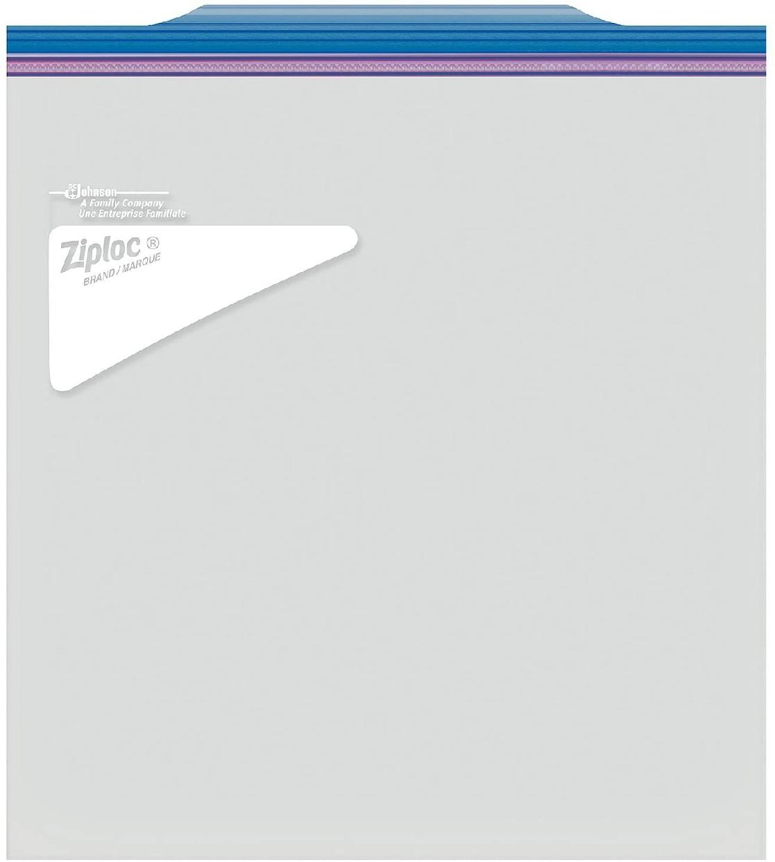 Ziploc(ジップロック) フリーザー ガロンサイズの商品画像2