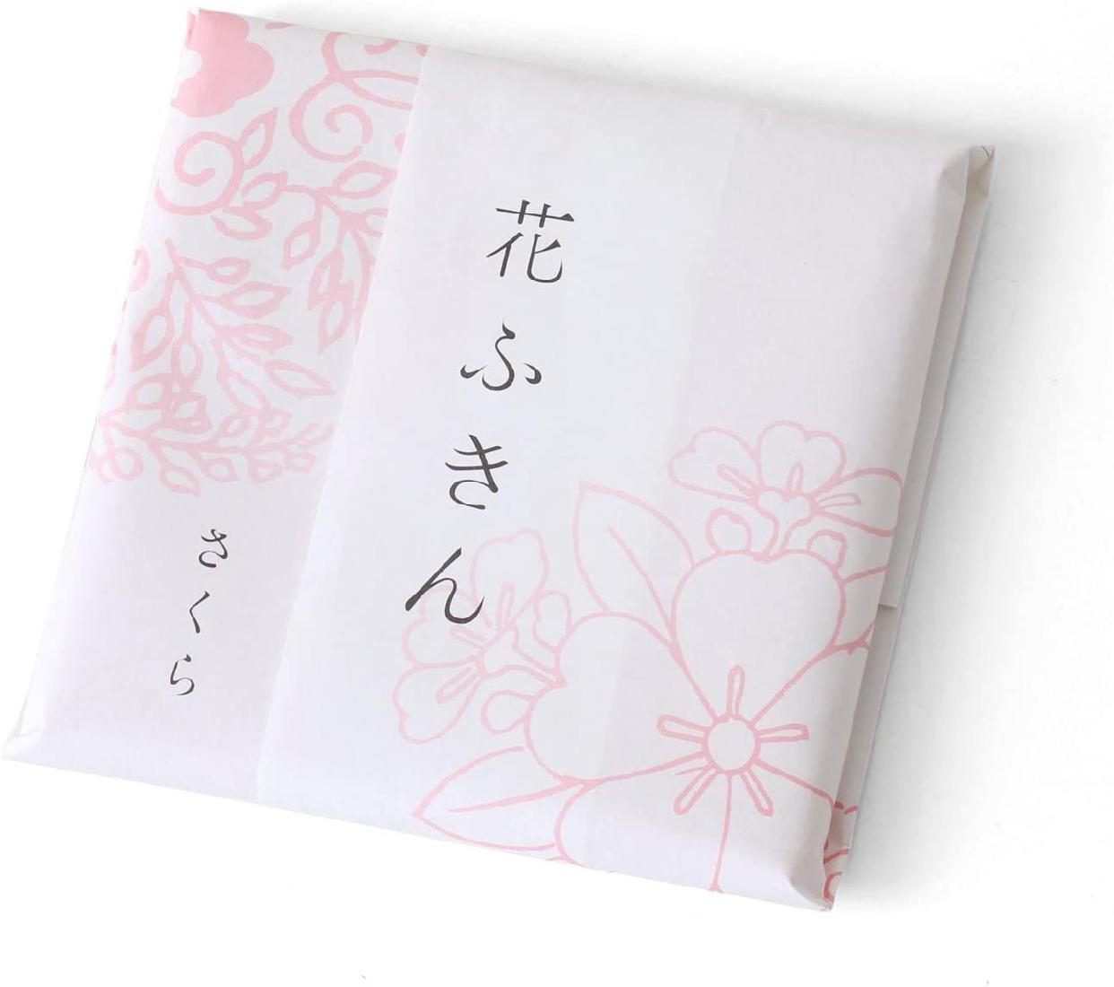 遊 中川(ユウナカガワ)花ふきん さくらの商品画像