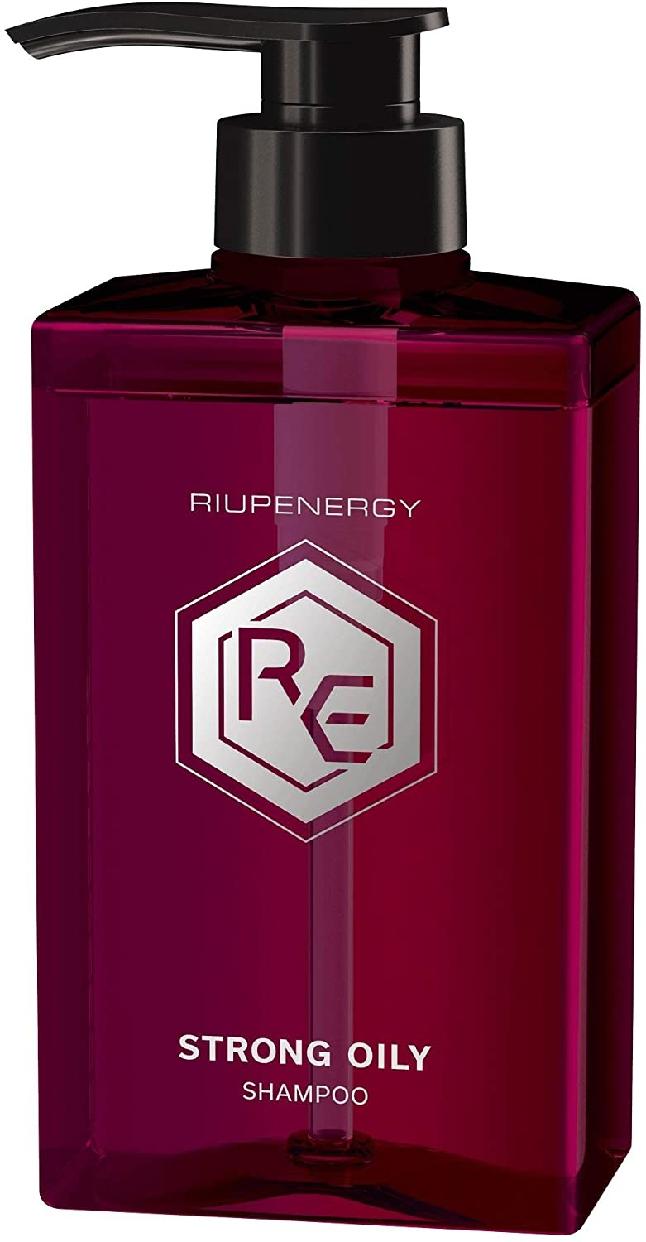 RIUPENERGY(リアップエナジー) 薬用スカルプシャンプー ストロングオイリーの商品画像