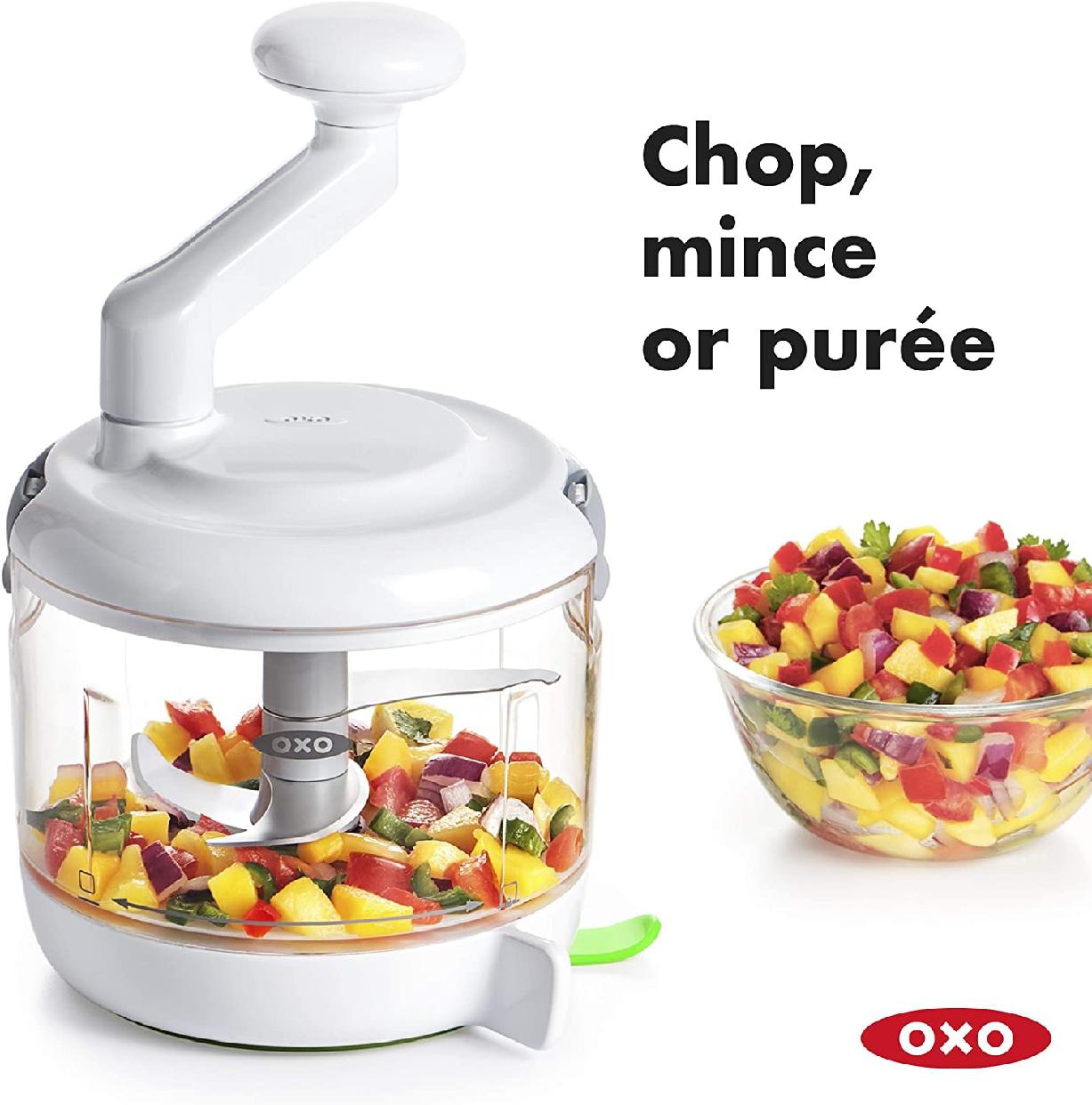 OXO(オクソー)ハンドル式フードチョッパー 11238000の商品画像3