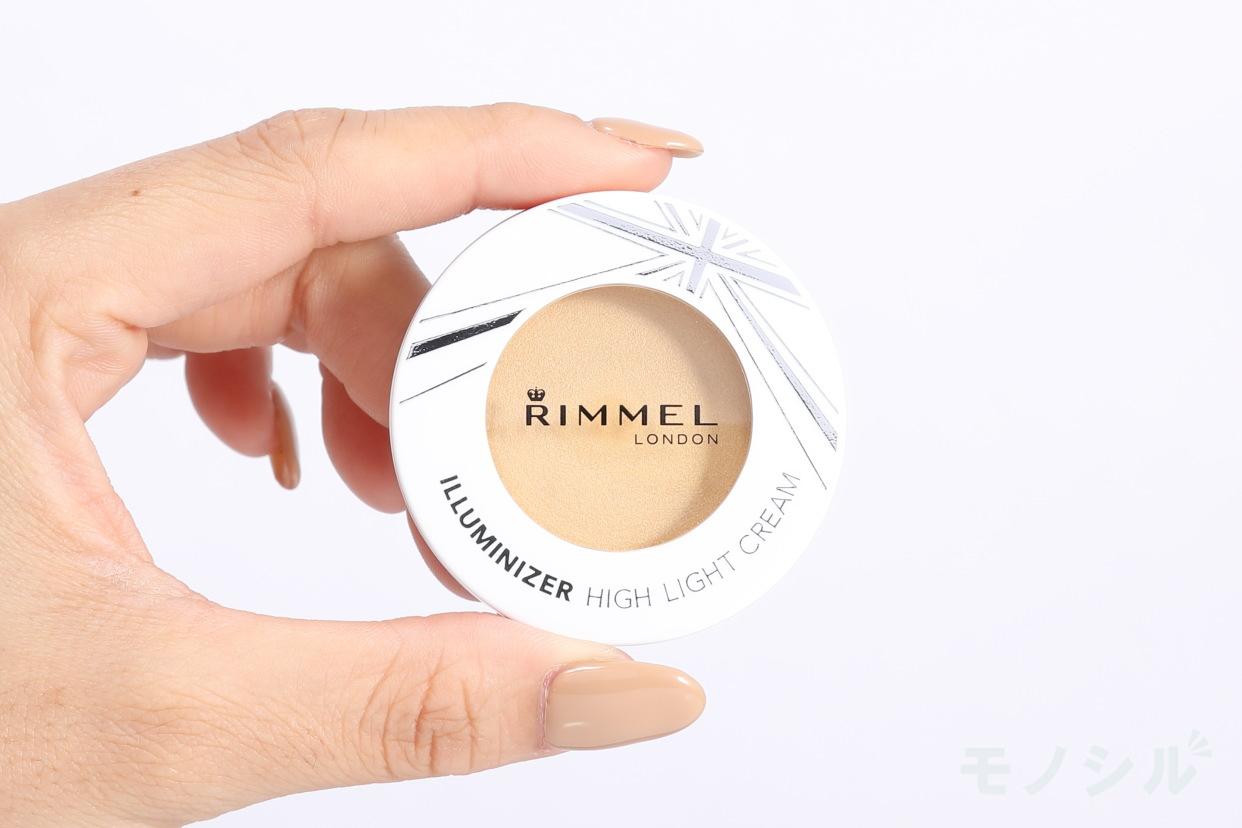Rimmel(リンメル) イルミナイザーの商品画像3