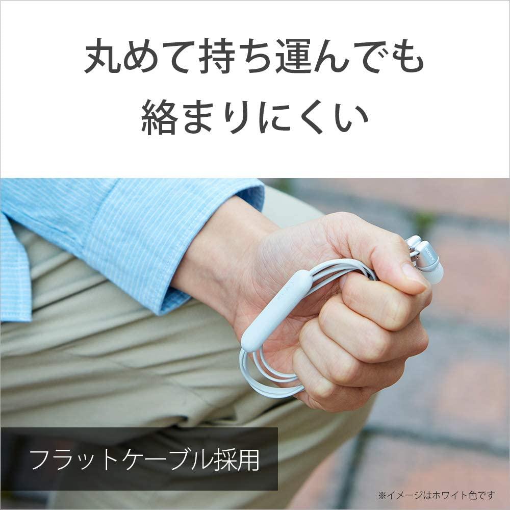 SONY(ソニー) ワイヤレスステレオヘッドセット WI-C310の商品画像9