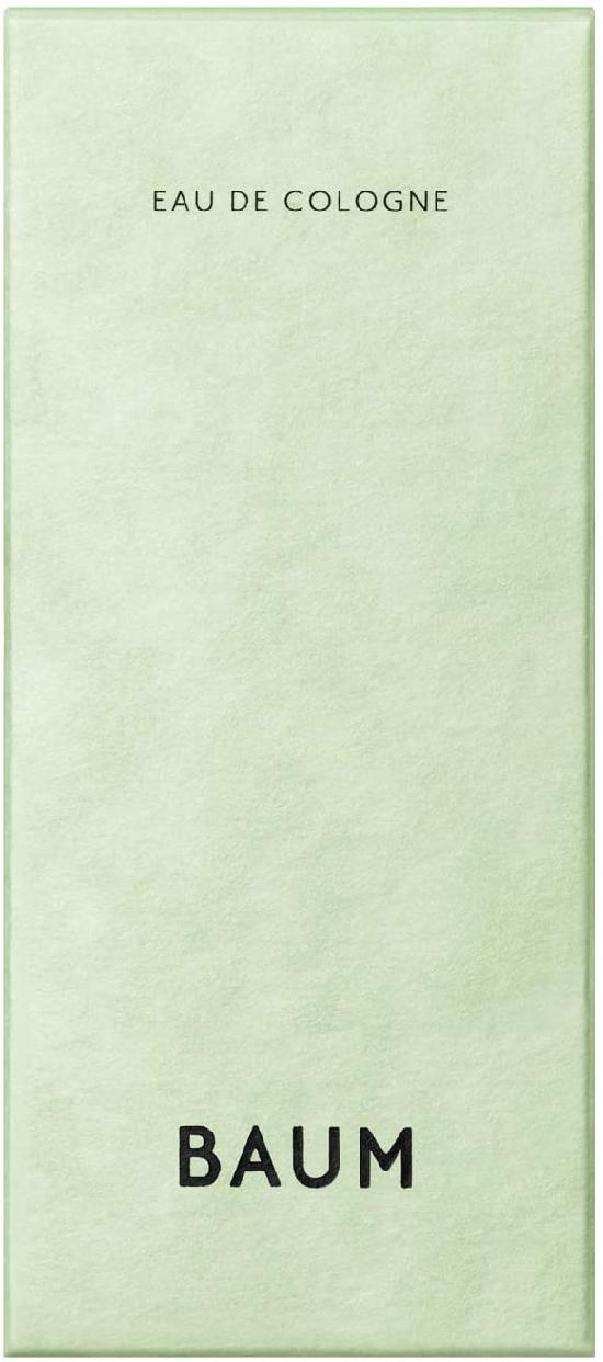 BAUM(バウム) EAU DE COLOGNE オーデコロンの商品画像2