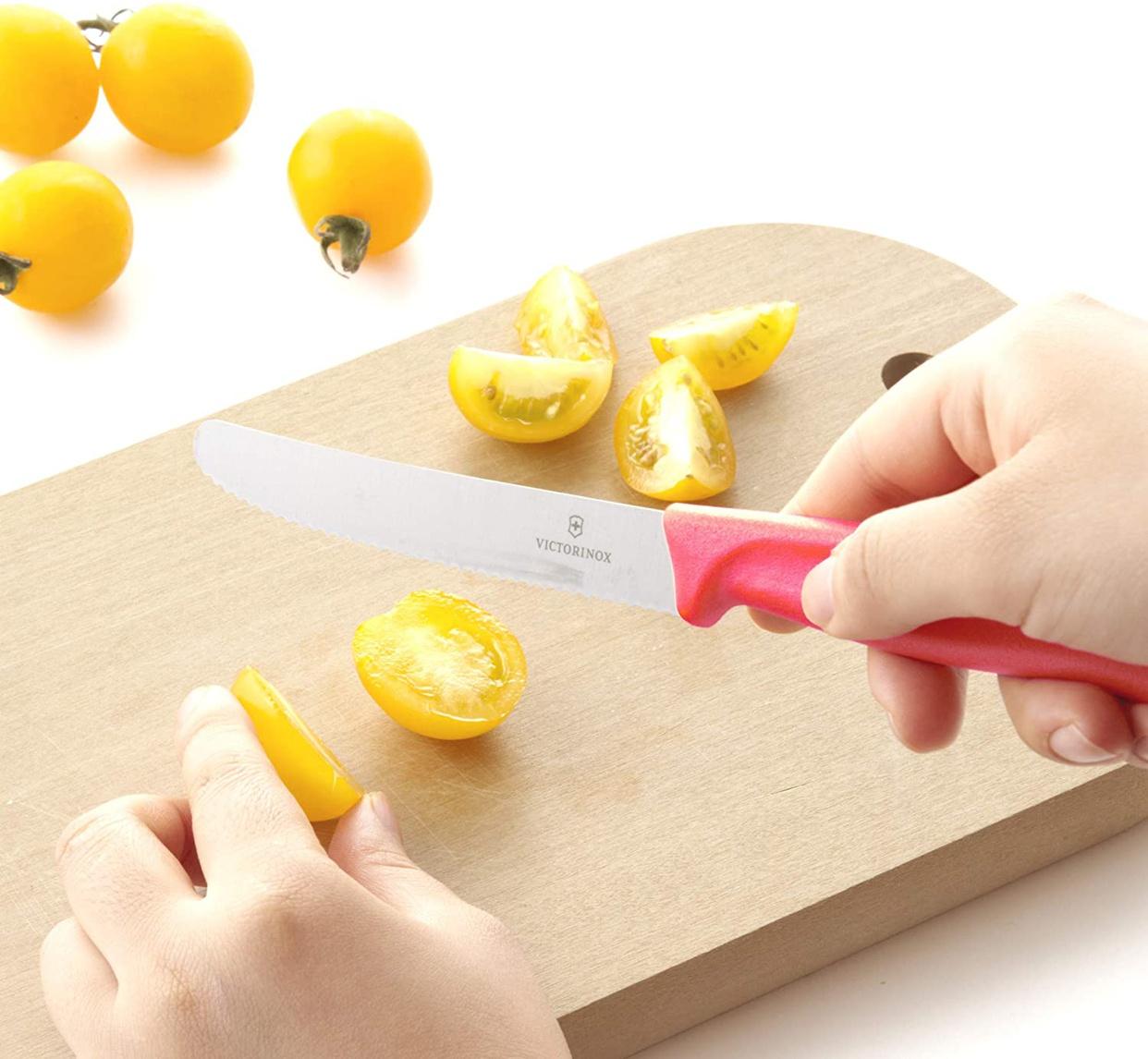 VICTORINOX(ビクトリノックス) スイスクラシック トマト&テーブルナイフの商品画像3