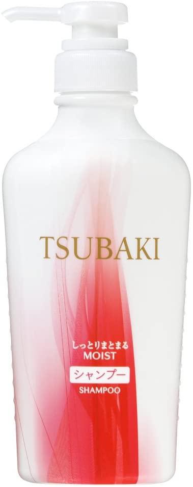 TSUBAKI(ツバキ) しっとりまとまる シャンプー