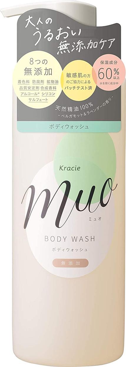 muo(ミュオ) ボディソープの商品画像