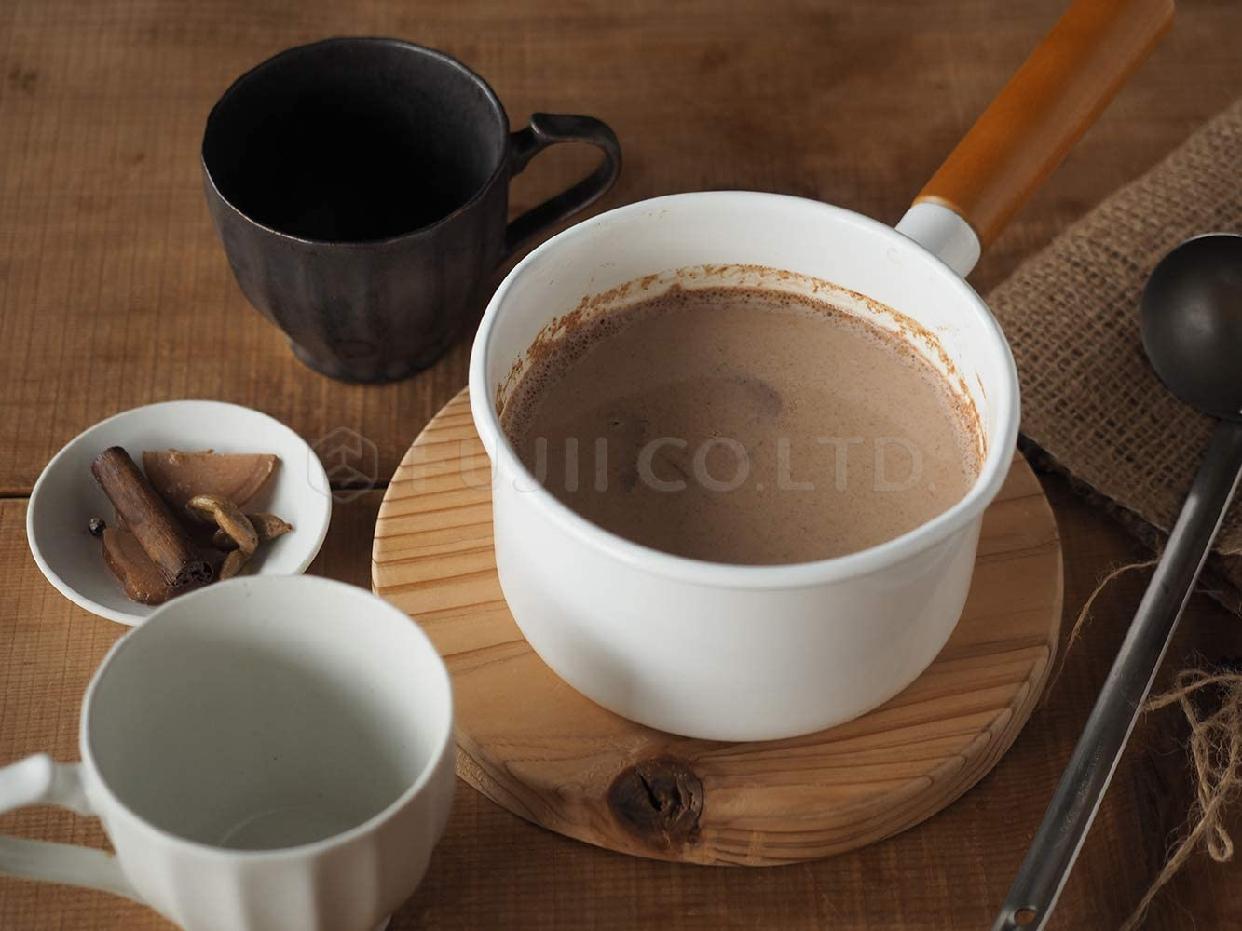 POCHKA(ポーチカ)ミルクパン 12cm PO-12M ホワイトの商品画像3