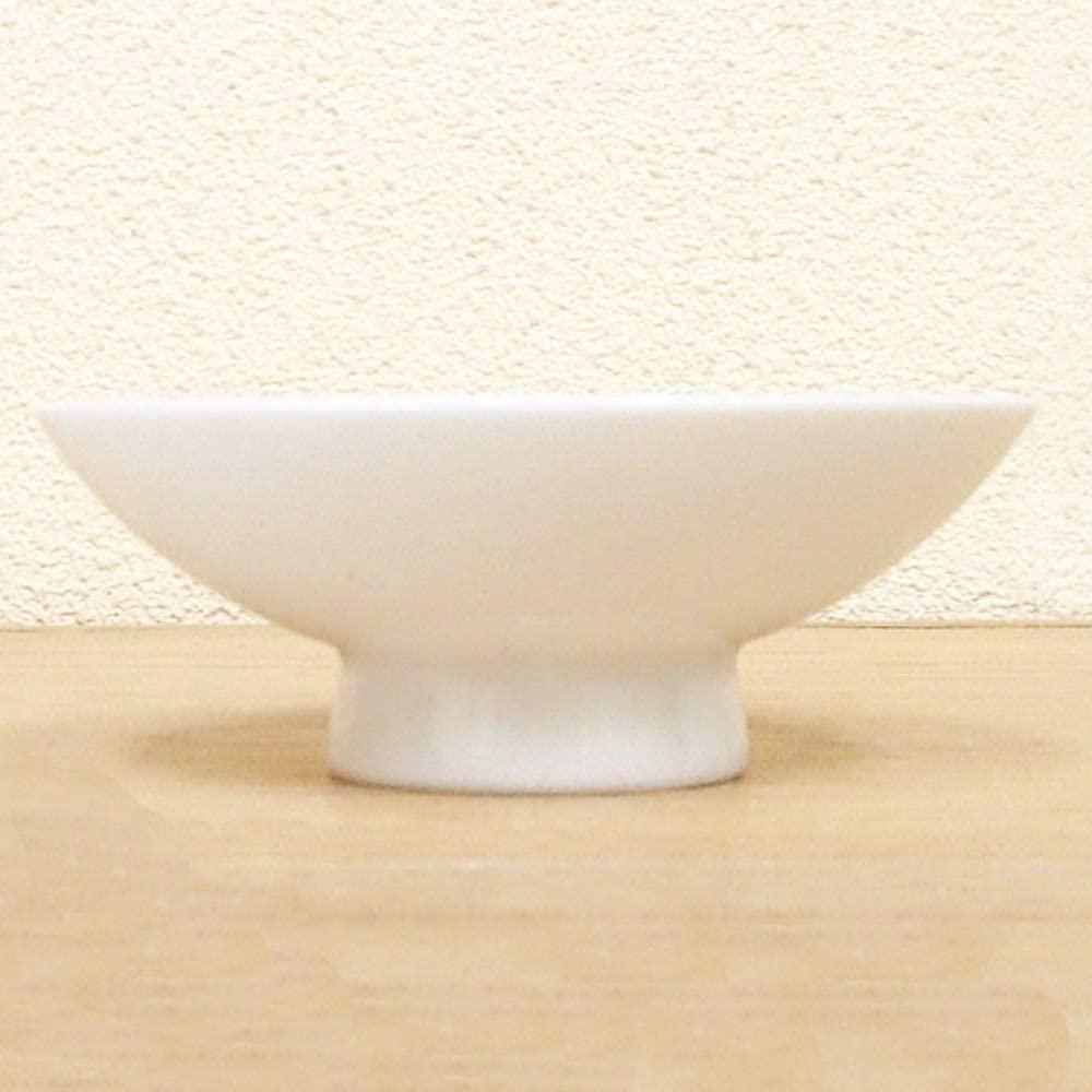 四季彩 -陶器ONLINE-(しきさい とうきおんらいん)平盃 白浅口 3.0盃の商品画像3
