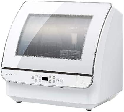 AQUA(アクア) 食器洗い機(送風乾燥機能付き) ADW-GM1 ホワイトの商品画像