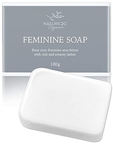 NATURECO organic(ナチュレコ オーガニック) デリケートゾーン 固形石鹸の商品画像
