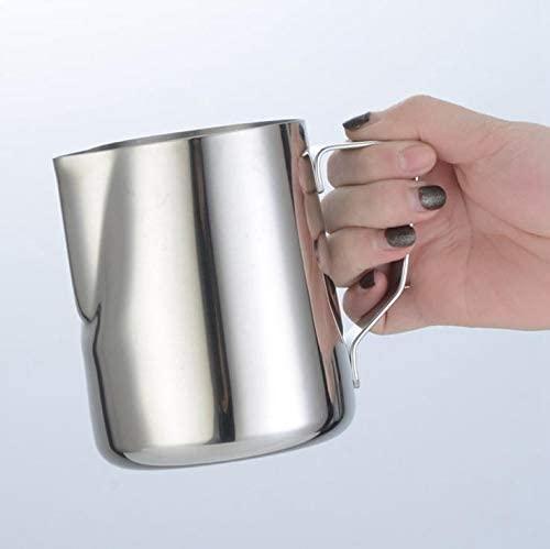 Drawihi(ドラウィヒ)ステンレス製 ミルクジャグ 350ml シルバーの商品画像2