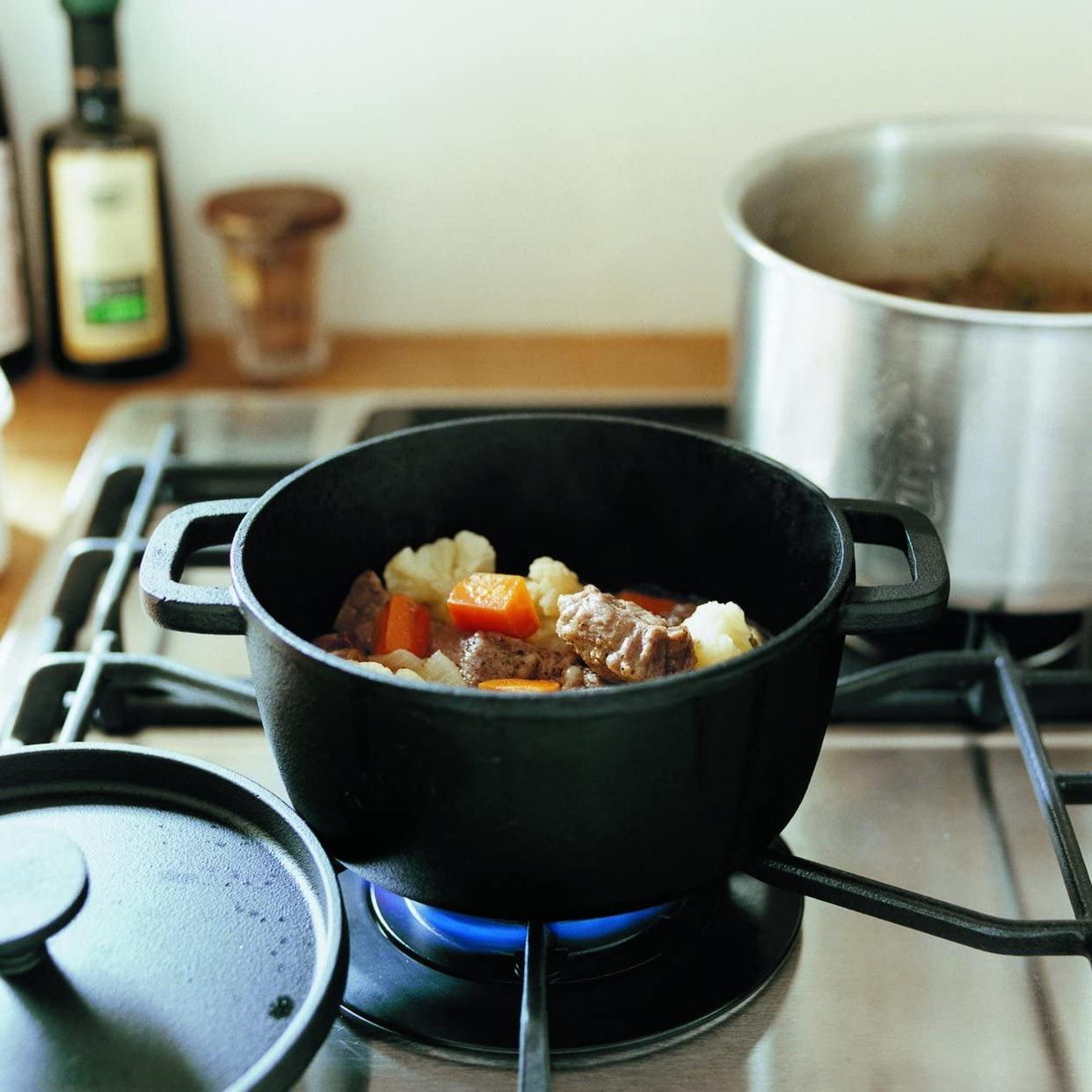 無印良品(MUJI) ダッチオーブンの商品画像2