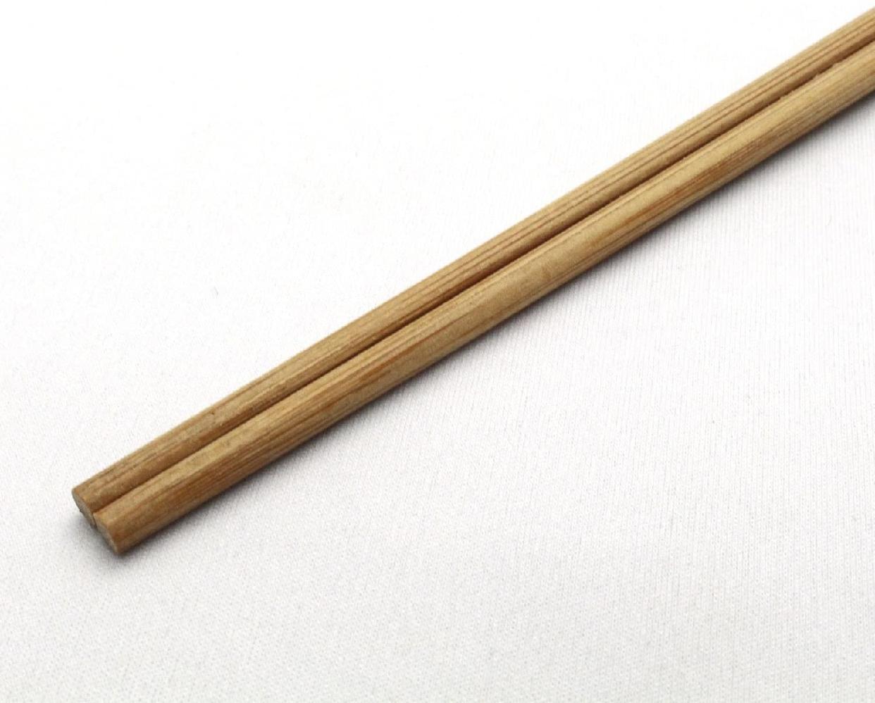 中村(なかむら)割り箸 すす竹 天削 100膳 24cmの商品画像4