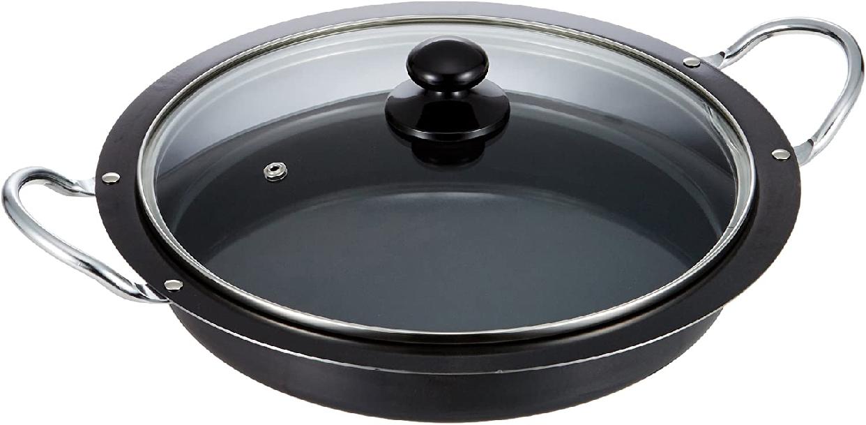 中央産業(チュウオウサンギョウ) 餃子鍋セット GY-30の商品画像