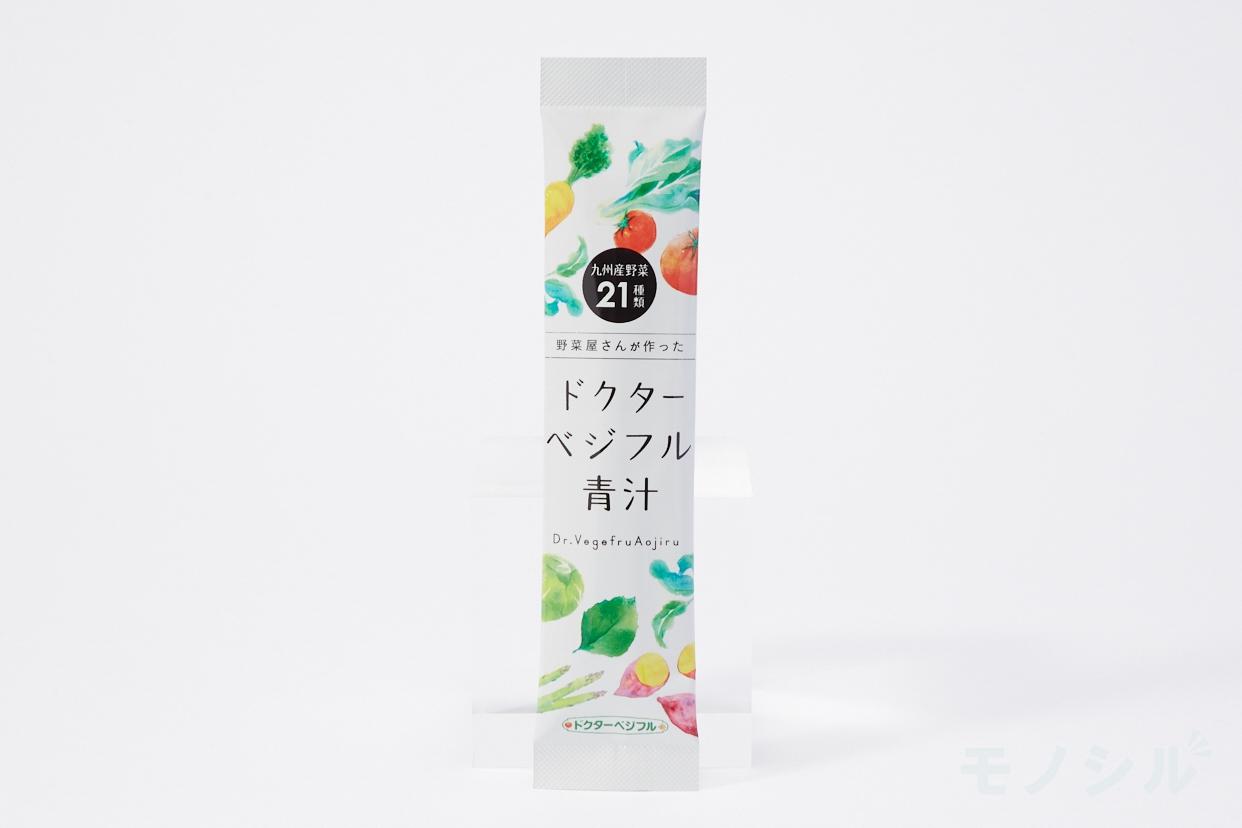 ナチュレライフ ドクターベジフル青汁の商品画像2 個包装のパッケージ