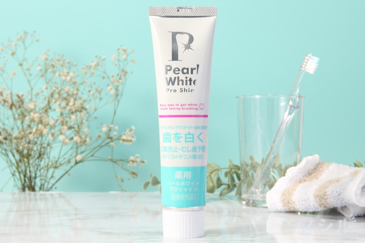 Pearl White(パール ホワイト)薬用パール ホワイト プロ シャインの商品画像