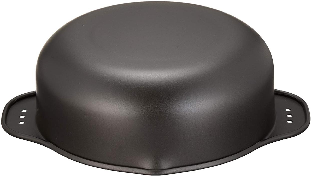 Panasonic(パナソニック) 卓上IH用てんぷら鍋 ブラック KZ-T1Kの商品画像4
