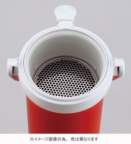 THERMOS(サーモス)真空断熱パスタクッカー パンプキン イエロー KJB-2000 PUMの商品画像8