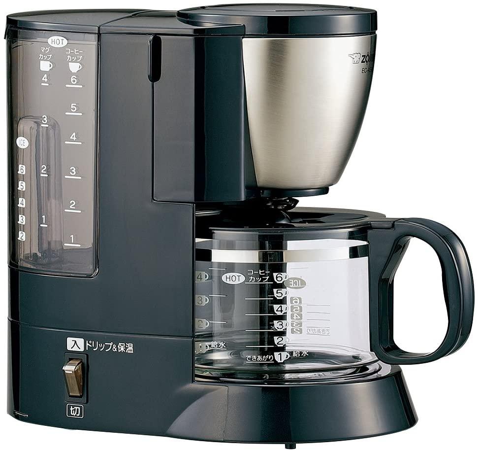 象印(ぞうじるし)コーヒーメーカー 珈琲通 EC-AS60の商品画像