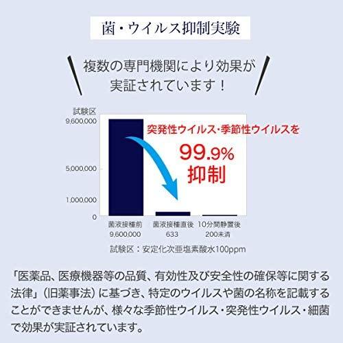 OX MIST(オックスミスト)携帯除菌スプレーの商品画像7