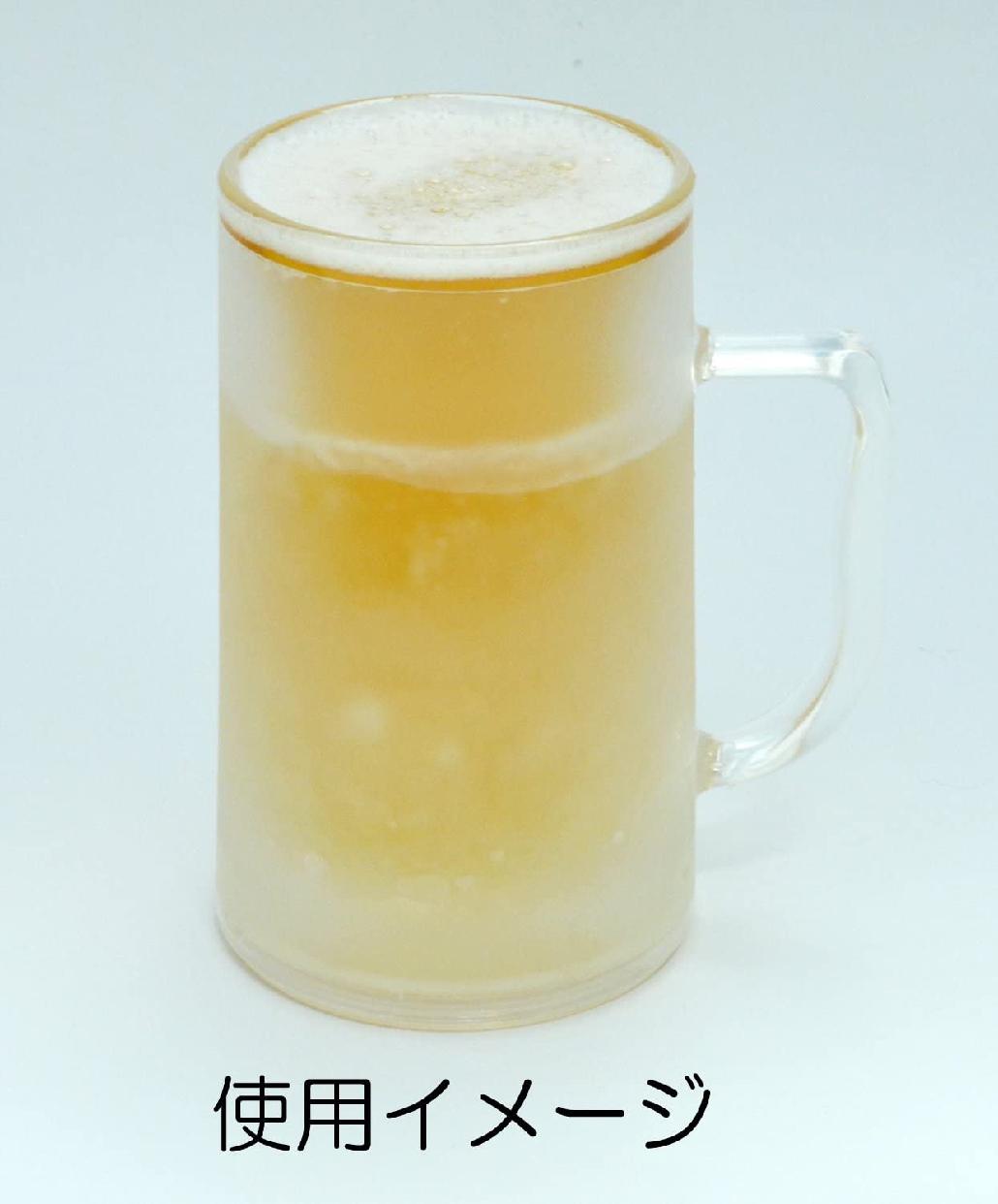 ユタカ産業(ユタカサンギョウ)冷保 (レイホ) ジョッキの商品画像6