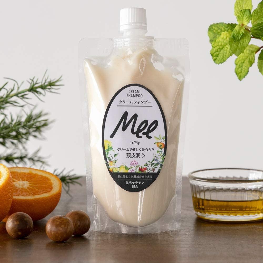 Mee 洗えるヘアトリートメント Meeの商品画像4