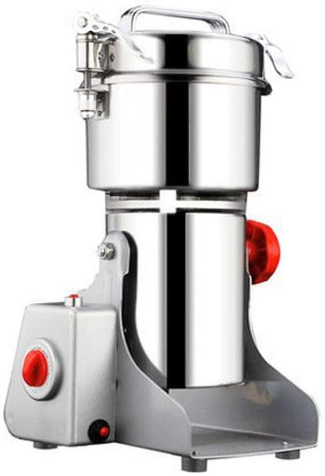 Nikitea(ニキティー) KKmoon 700g 電動粉砕機 シルバーの商品画像