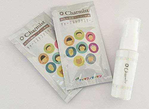 Charmist(チャーミスト)お出かけ除菌チャーミストの商品画像