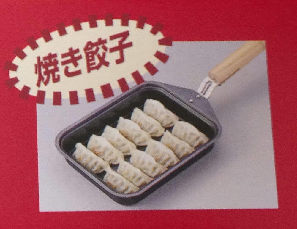 ナイスクッキング 鉄製餃子鍋(ナイロンターナー付) N-34の商品画像3