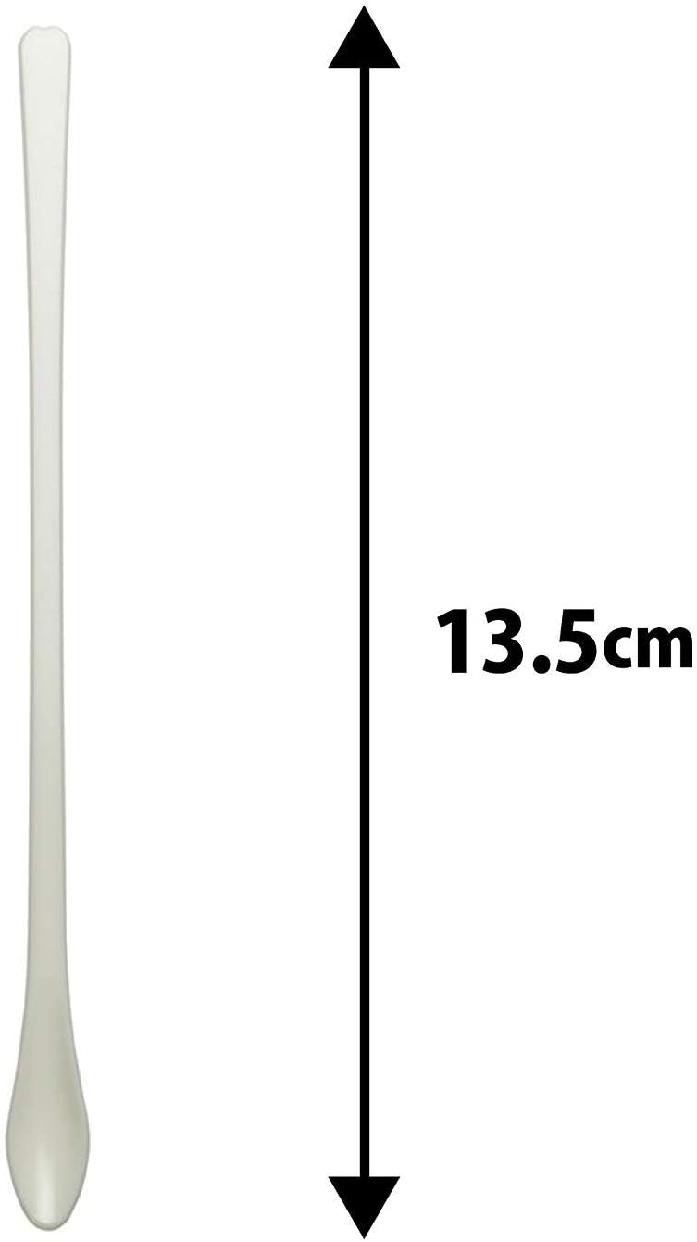 ホウケン産業(ホウケンサンギョウ)マドラースプーン135 アイボリーの商品画像3