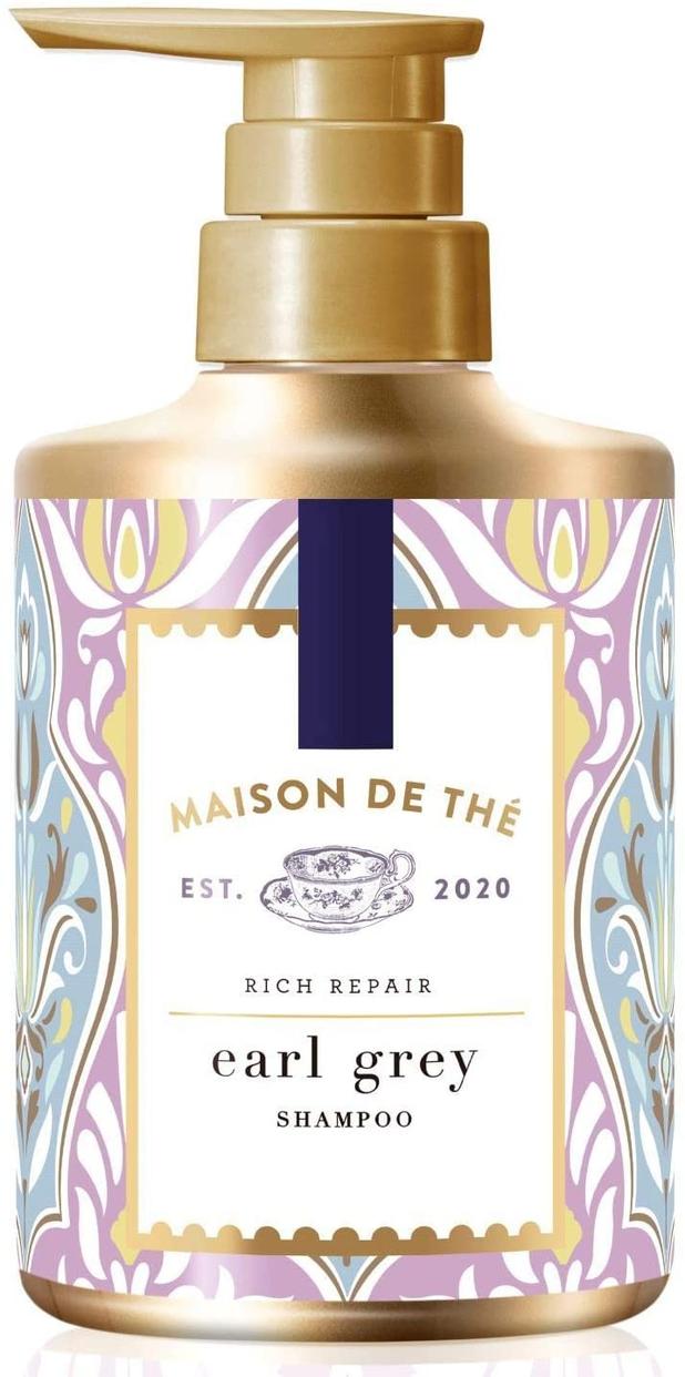 MAISON DE THÉ(メゾンドュテ) リッチリペア シャンプー