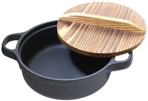 OIGEN(オイゲン) すき焼ぎょうざ兼用鍋26cm(IH対応)の商品画像