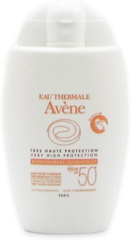 Avène(アベンヌ) ミネラルフルイド UV