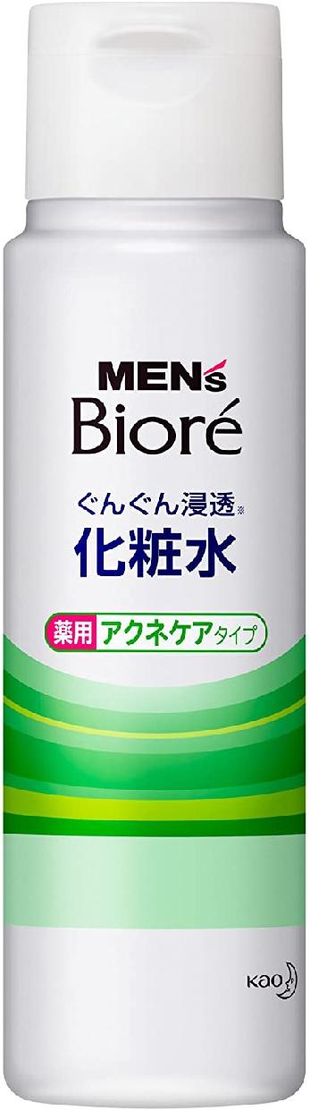 MEN's Bioré(メンズ ビオレ) 浸透化粧水 薬用アクネケアタイプの商品画像