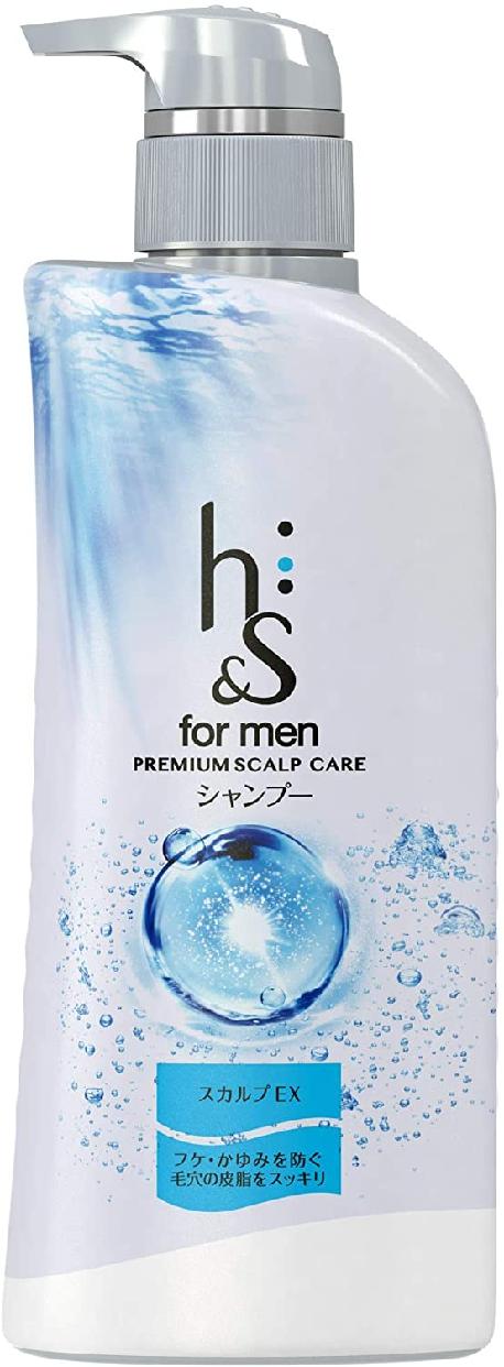 h&s for men(エイチアンドエス フォー メン)h&s for men(エイチアンドエス フォー メン) スカルプEX シャンプーの商品画像