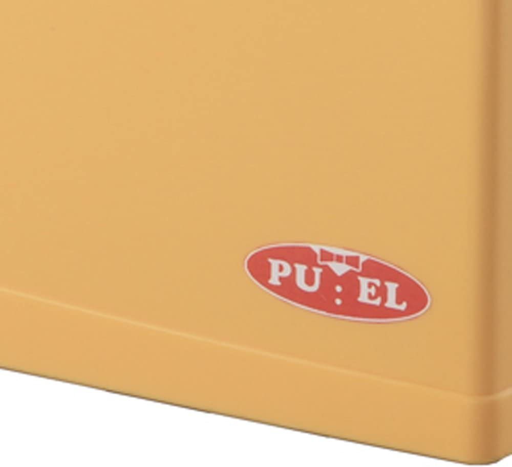 PUEL(プエル) ポップアップトースター ジャムバタースプーン付き オレンジ PU-108Aの商品画像5