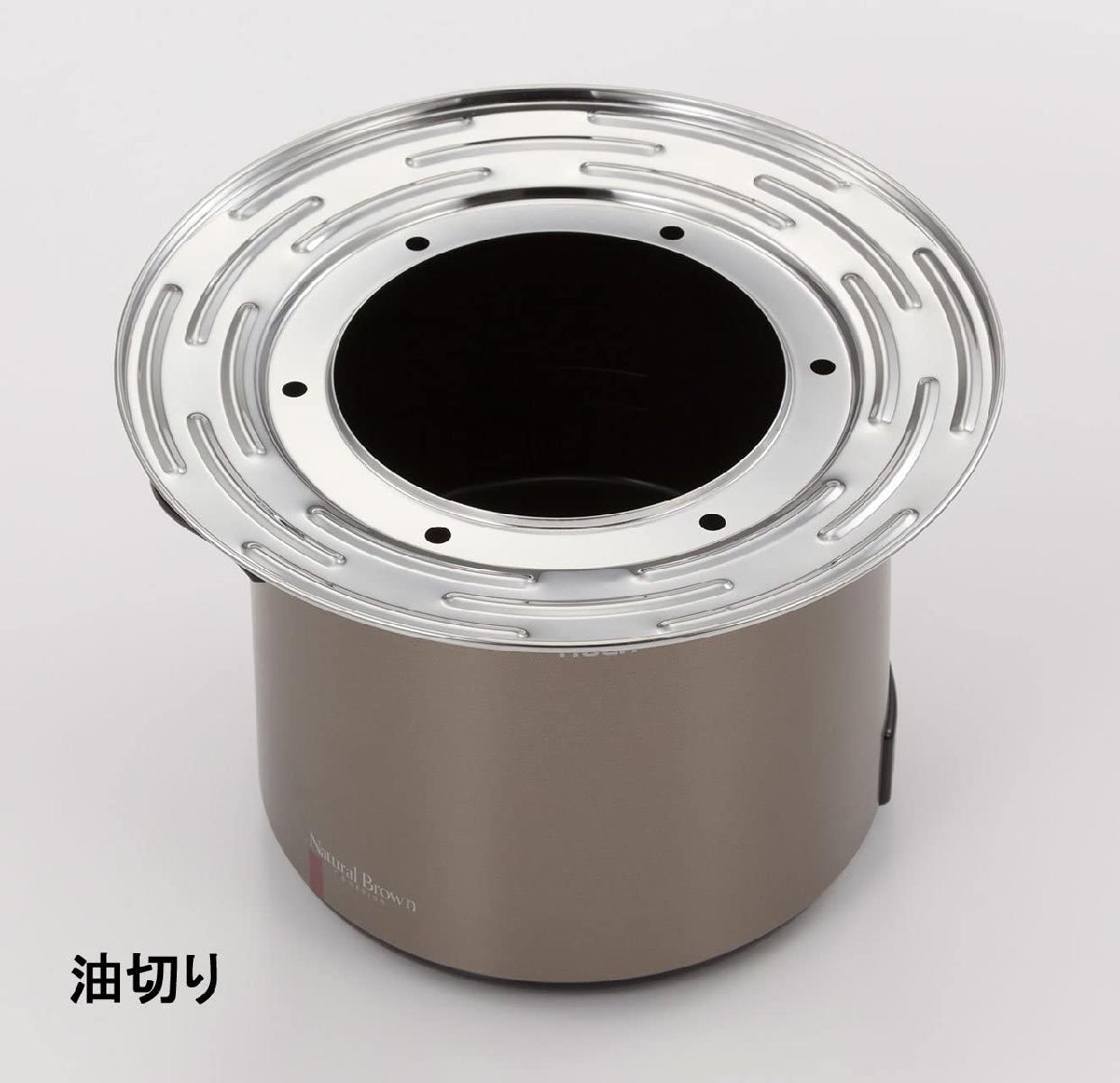ハヤアゲ 電気フライヤー CFE-A100-Tの商品画像6