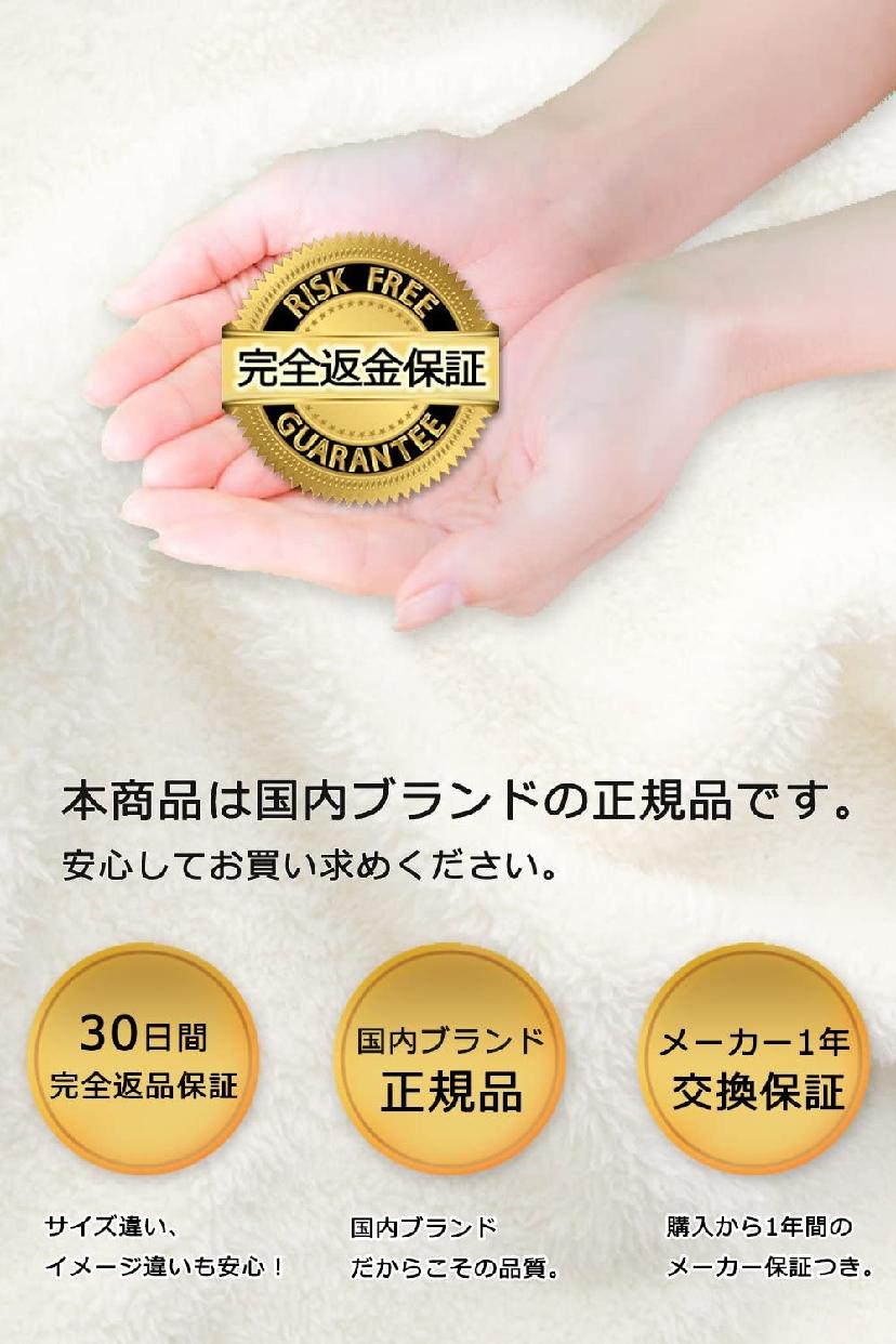 mikketa(ミッケタ) 包丁立て 木製 包丁 スタンド 滑り止め 7本用 抗菌 防カビ 加工【メーカー保証付き】ブラウンの商品画像8