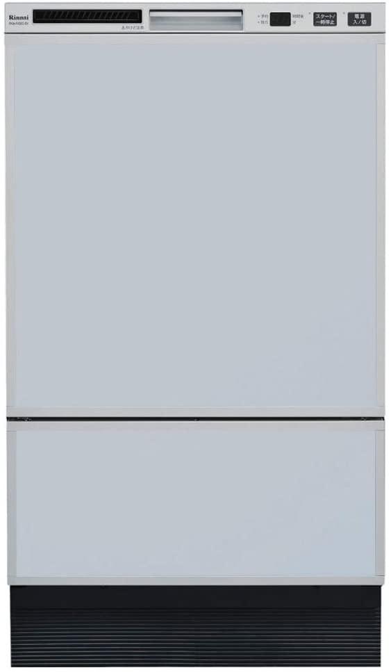 Rinnai(リンナイ) フロントオープンタイプ ビルトイン食器洗い乾燥機 RSW-F402C-SV(シルバー)の商品画像