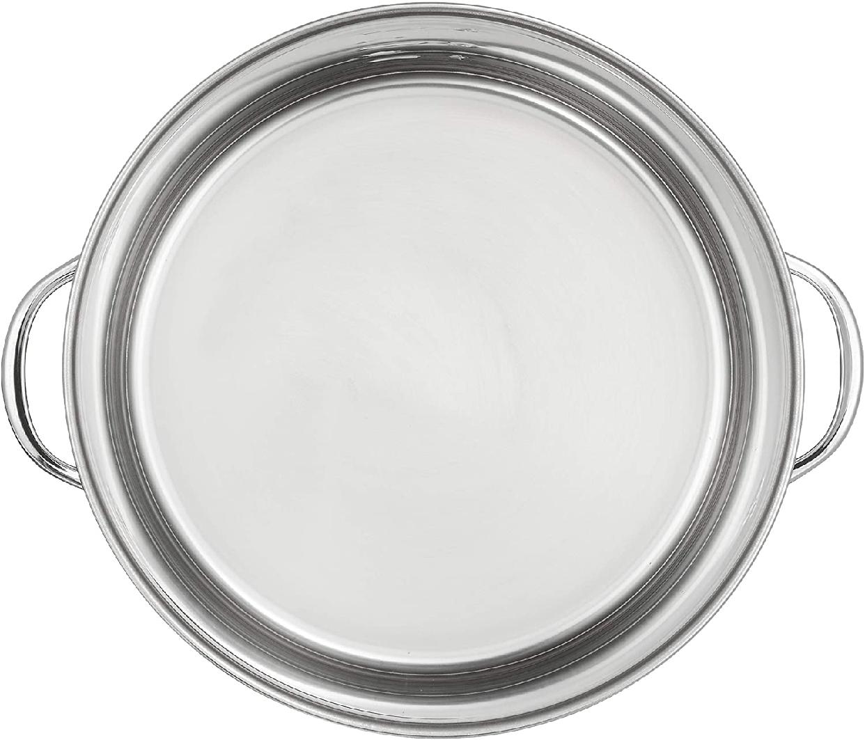 江部松(EBM) モリブデン 寸胴鍋・キッチンポット (目盛付)20cm 板手付の商品画像3