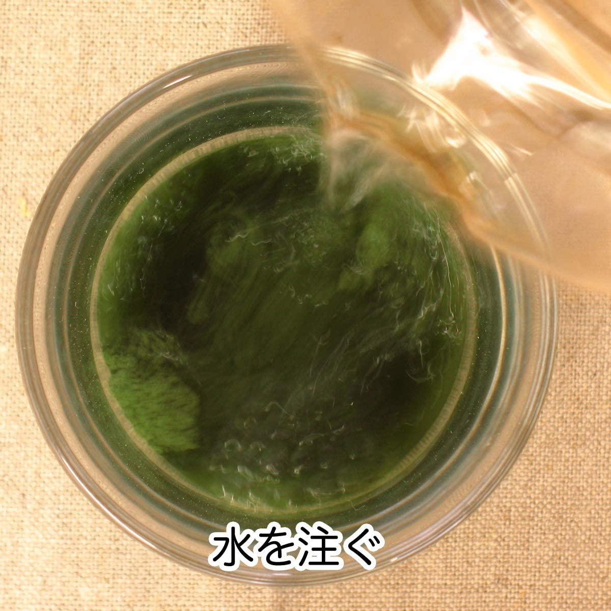 自然健康社 国産よもぎ粉末の商品画像5