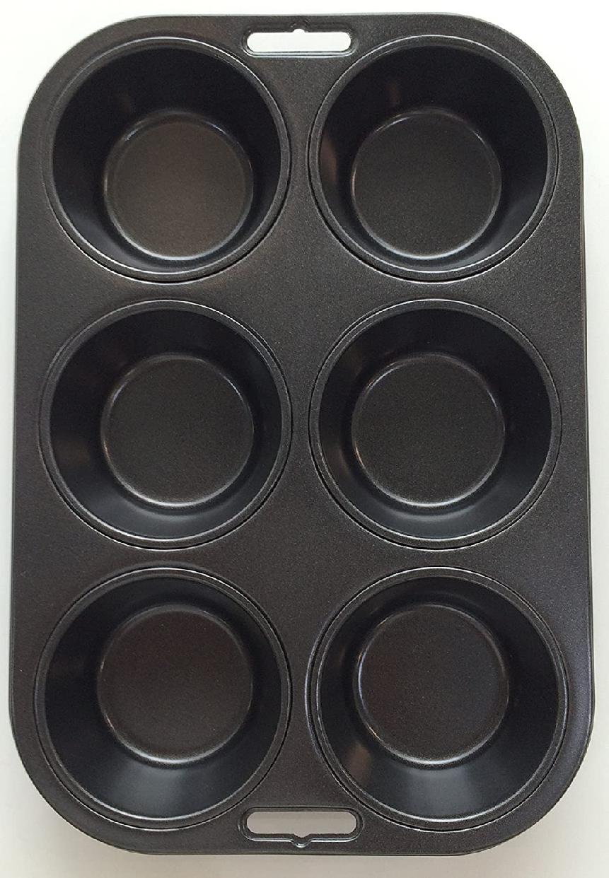 EEスイーツ(イーイースイーツ)マフィン型 D-4838 ブラックの商品画像3