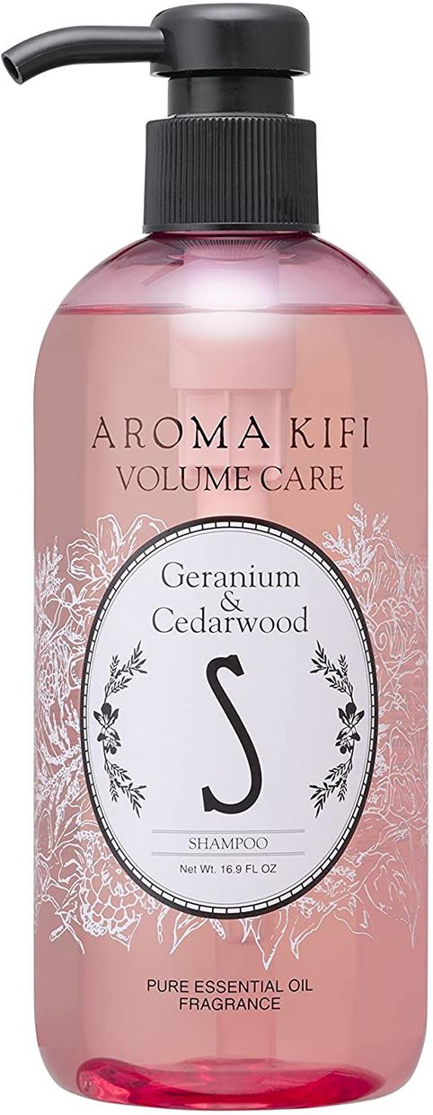AROMA KIFI(アロマキフィ) ボリュームケア シャンプー