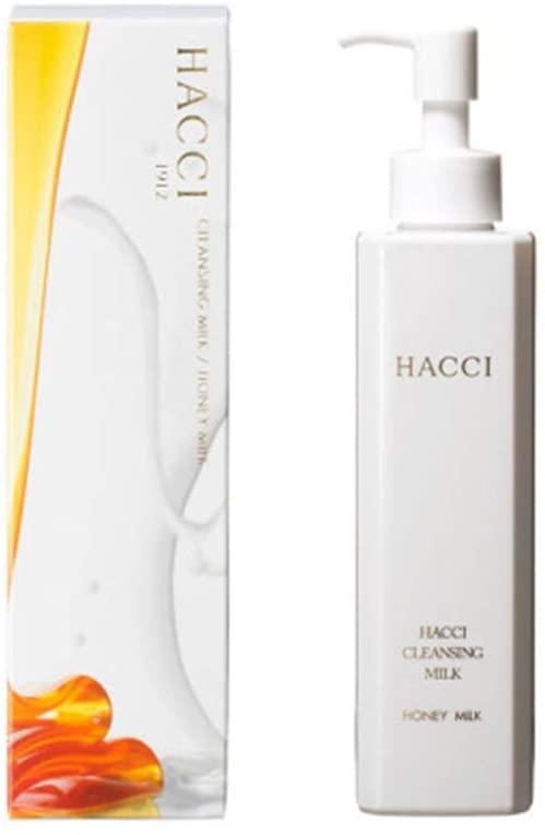 HACCI(ハッチ) クレンジングミルクの商品画像
