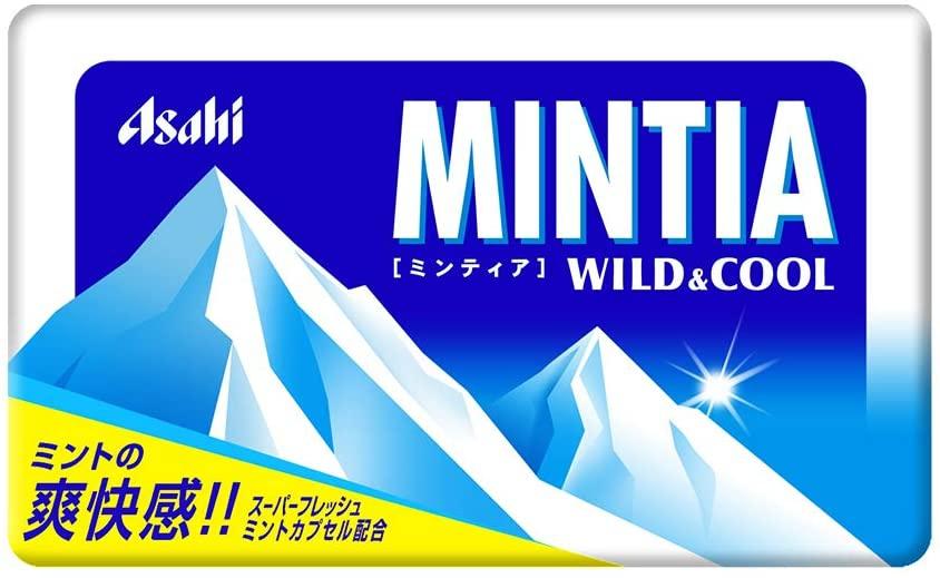 MINTIA(ミンティア) ワイルド&クールの商品画像