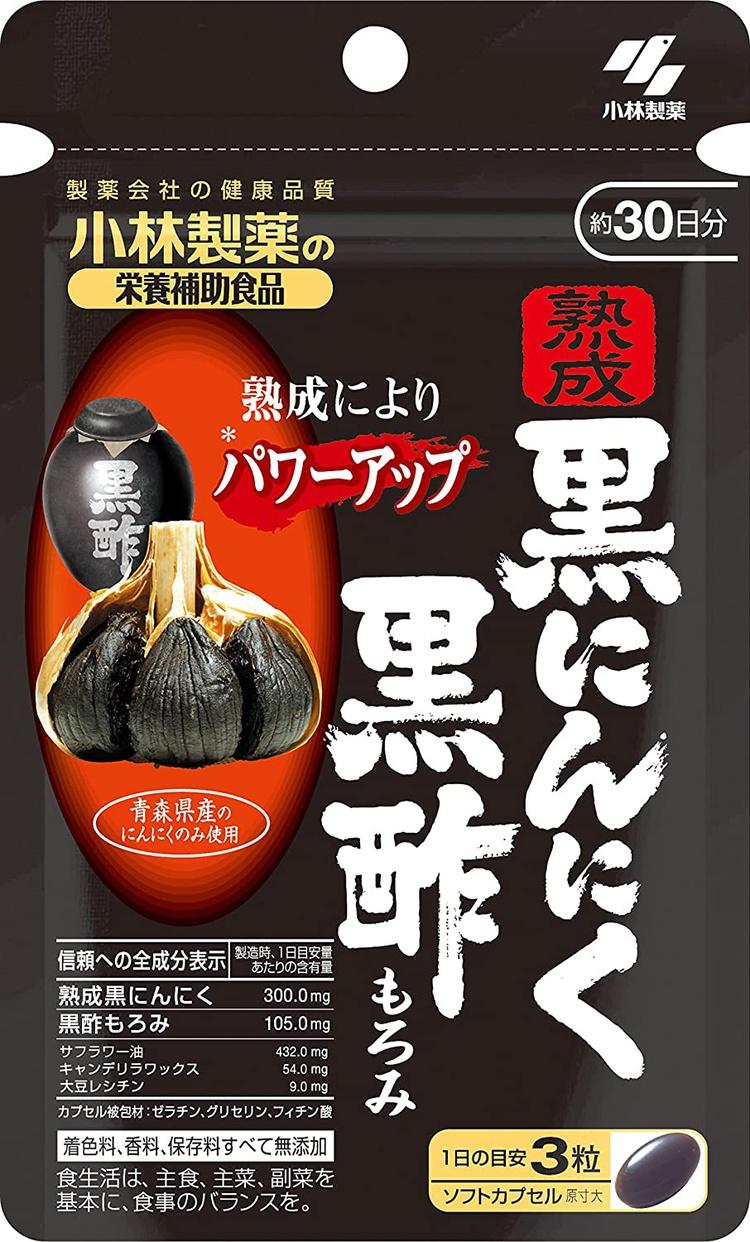 小林製薬(コバヤシセイヤク) 熟成黒にんにく 黒酢もろみ
