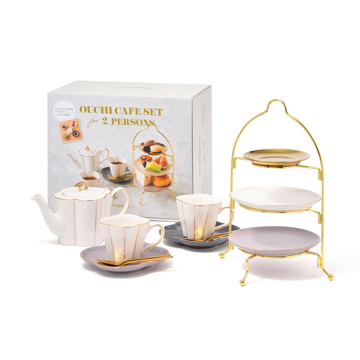 Francfranc(フランフラン) おうちカフェセット 2 personsの商品画像